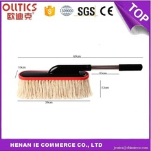 Wholesale telescopic car brush good quality long handled window cleaning brush