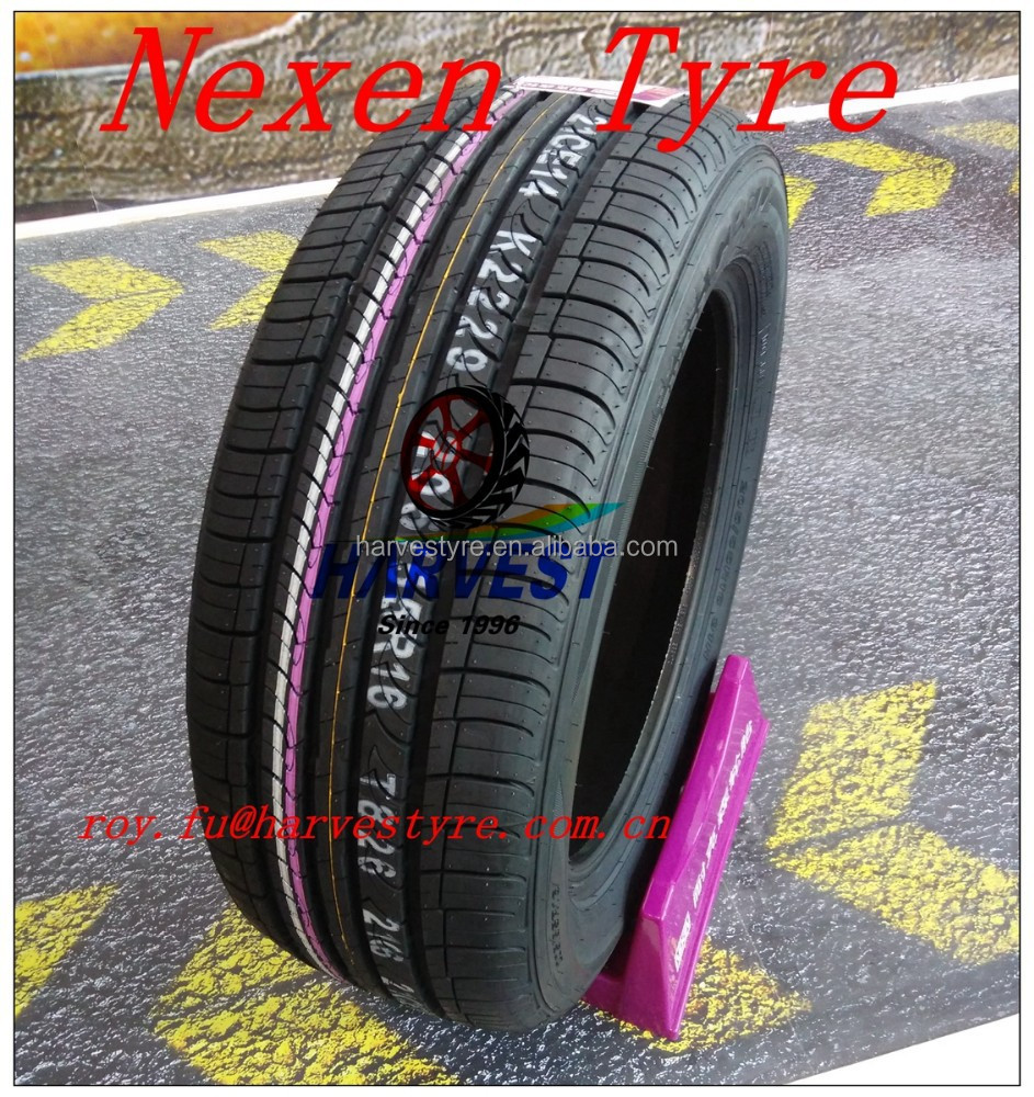 Nexen Brand Car Tyre from Korea