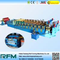 Steel forming equipments, roofing shingles double layer machine