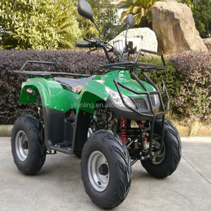 2015 New Chain Drive Transmission System 110cc atv quad