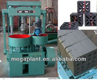2014 hot selling honeycomb briquette making machine for sale