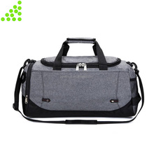 BSCI SEDEX Audit Promotion Cheap Men Sport duffel Polyester Travel Bag