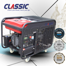 CLASSIC CHINA AC Three Phase Reliable Copper Wire 10kva Generator Set 10kw Generator