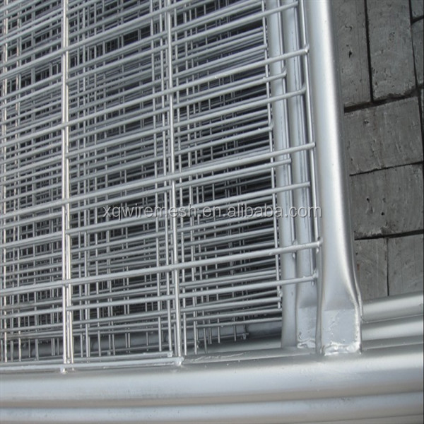 Hot dipped galvanized temporary fence panels hot sale / Australia market welded wire mesh fence