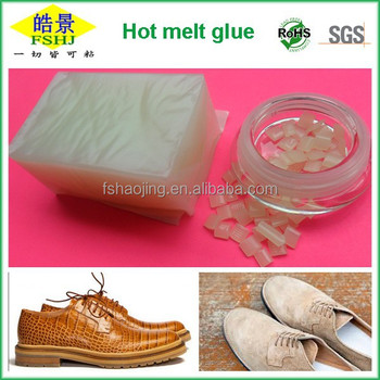 China factory high quality hot melt glue for shoes