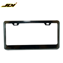 JDI-RHD-910 Metal zinc alloy high quality license plate frame european