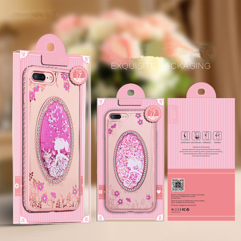 Alibaba China Bling Rhinestone Case Cell Phone Cases for iPhone 7 Plus Case