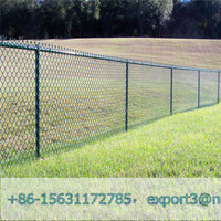 Easy to build, cost effective and long lasting, fulfilling chain link fence