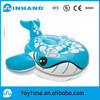 giant pvc inflatable baby swimming ring, inflatable animal float water swimming POOL lounger, promotional outdoor beach toys