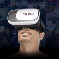 2nd generation movies use 3d vr box hot sell online amazing vr glasses universal for all mobile phones