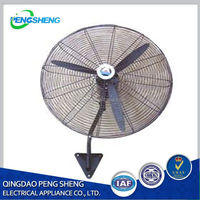 "20"" 26"" 30"" inch cooling Industrial electric metal wall fan"