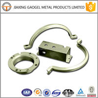 Low Error Uniform Yield Strength Electrical Socket And Switch Sheet Metal Stamping