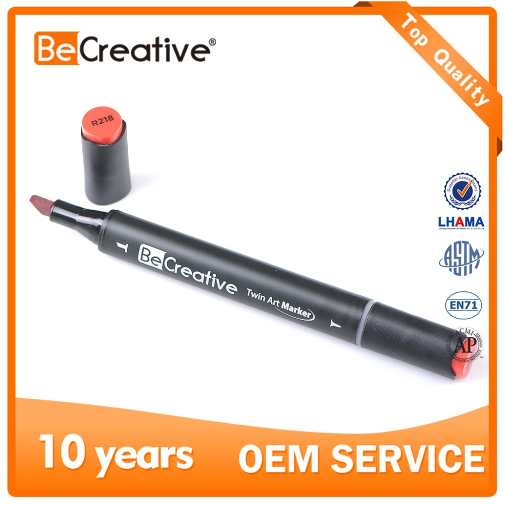 Alcohol Permanent Double Ended Art Marker