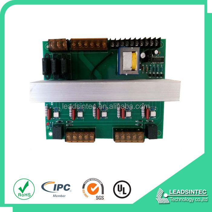PCB fabrication manufacturer and electronic printed circuit board design assembly