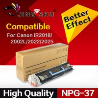 NPG-37 GPR-25 CEXV23 drum unit for Canon IR2018 2022 2025 2030 in compatible toner cartridge
