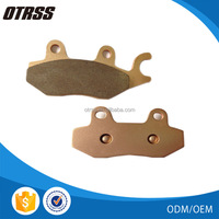 High performance Sintered Brake Pads for lifan motorcycles