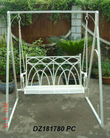 Garden Outdoor Metal Gazebo Swings for Adults