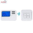Room Wireless Radiator Floor Heating System Programmable Thermostat