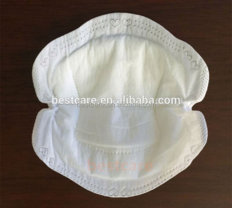 cheap mother care breast pad china wholesale mengliya organic cotton disposable nursing pads for women