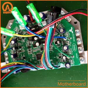 Factory price 6.5/8/10 inch scooter motherboard hoverboard a set mainboard for 2 wheel hoverboard taotao motherboard