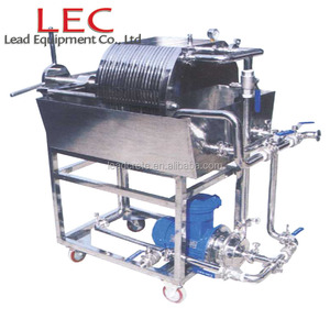 Stainless Steel Multi-Layer Filter Press