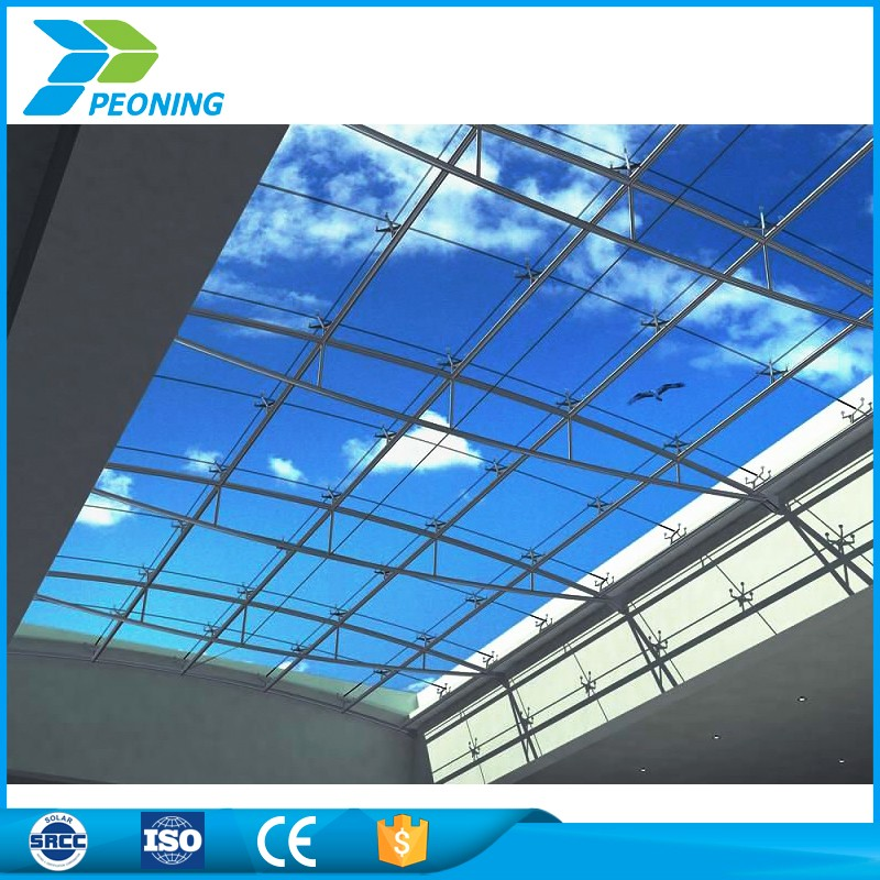 Best prices latest lexan polycarbonate clear window awning skylight cover sheet for door gates