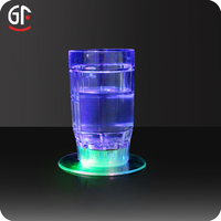High Quality Cheap Business Item Good Chrsitmas Party Favors Romantic Night Barware Water Bottle With LED Light