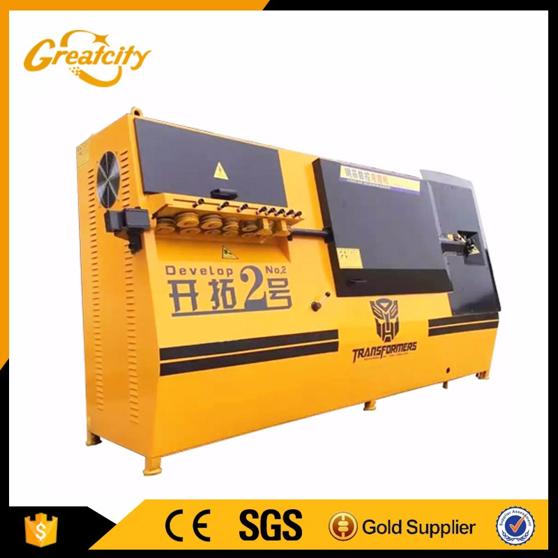 ISO,SGS,CE Certificate automatic steel bar bending machine producer/rebar bending machine price
