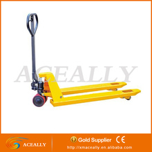 hand pallet truck price truck lifter with carton clamp