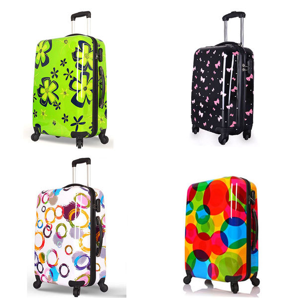 Hard shell pc abs luggage