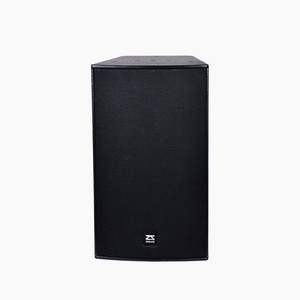 Professional single outdoor 15 inch full range mid bass speaker box