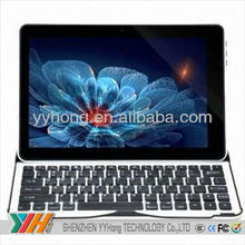 "Bluetooth keyboard tablet 10.1"" IPS Android 4.2 tablet"