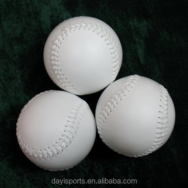 high quality cheap price 9inch 12 inch custom logo pvc leather cork core baseball softball used baseballs for sale