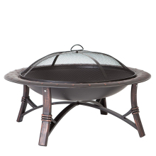 Garden Round Antique Fire Pit Outdoor
