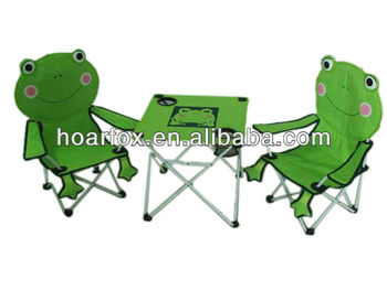 Double Kids Folding Fabric Camping Chair Buy Double