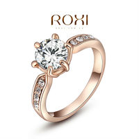 ROXI Rose Gold Wedding Rings for Men Wholesale Jewelry