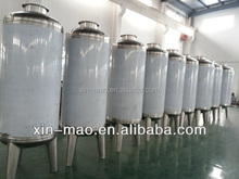 SUS 304 Water Tank Treatment System RO Pure Water And UF Mineral Water Filter System