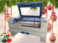 High speed greeting card laser cutting machine/ lxj1290 laser cutting machine co2