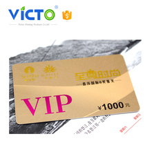 Cheap price golf club membership card With CE and ISO9001