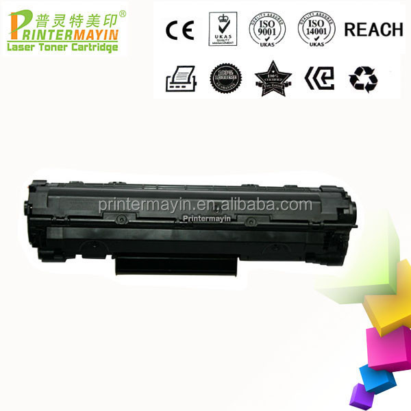 12A/CB435A/CB436A CC388A/CE285A /CE278AUniversal compatible toner cartridge Printerma yin High quality