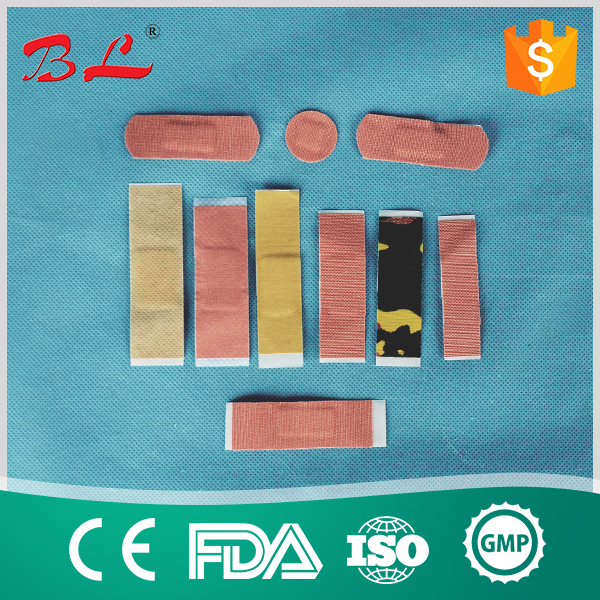 china medical manufacturer Cartoon Bandage Surgical CE Washproof Sterile Medical Adhesive Bandage With Strong Stickness