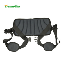 Trendvane patent breathable maternity belt back support makes every chair ergonomic