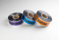 High quality underground safty detectable warning tape