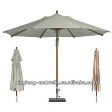 China market commercial promotional printing beach umbrella