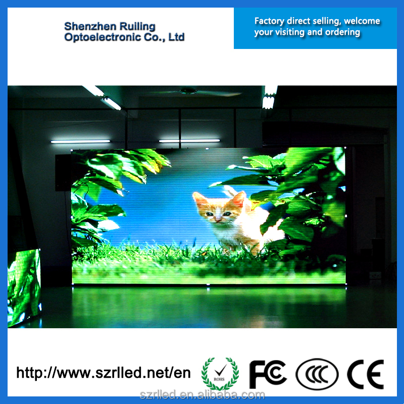 p4 led display SMD full color indoor stage led video screen