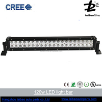 "single seat off road buggy 120w 21.5"" offroad led driving lights bar"