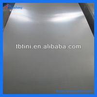 nickel alloy 600 601 625 617 X-750 718 inconel sheet plate (BaoJi factory)