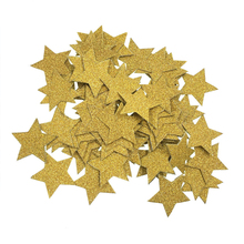 Wedding Party Decoration And Supplies Decorative Glitter Star Wedding Confetti For Tables
