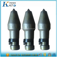 KATO 19.5mm shank Part of Grader blades road milling teeth cutter picks