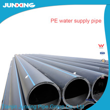 SDR11 PN16 water and drainge pipe flexible pipe polyethylene